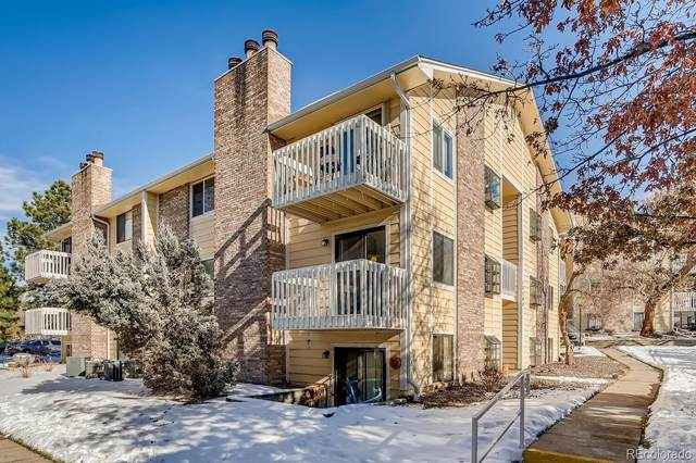 12502 E Cornell #203, Aurora, CO 80014 (#5845097) :: The HomeSmiths Team - Keller Williams