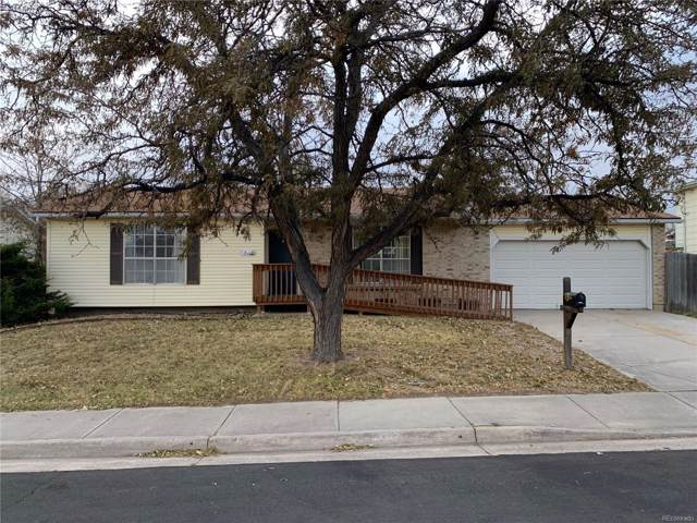 17736 E Arizona Avenue, Aurora, CO 80017 (#5845865) :: The HomeSmiths Team - Keller Williams