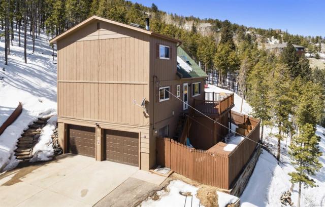 1197 Ponderosa Drive, Evergreen, CO 80439 (#5846024) :: Compass Colorado Realty