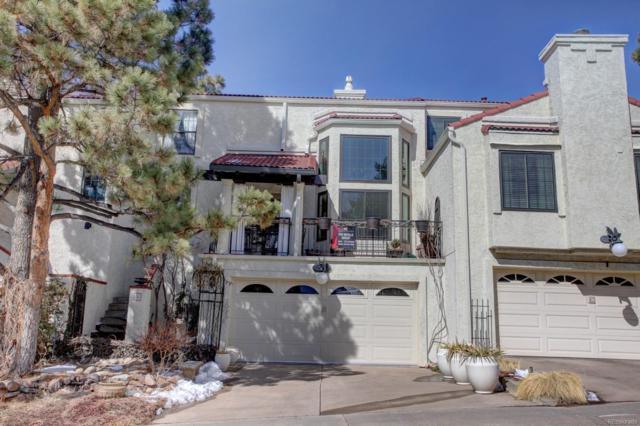 1600 S Quebec Way #66, Denver, CO 80231 (MLS #5846106) :: 8z Real Estate