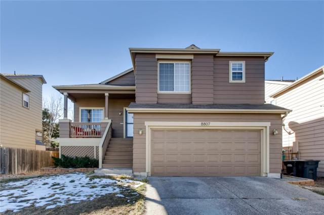 8807 Greengrass Way, Parker, CO 80134 (#5846219) :: The DeGrood Team