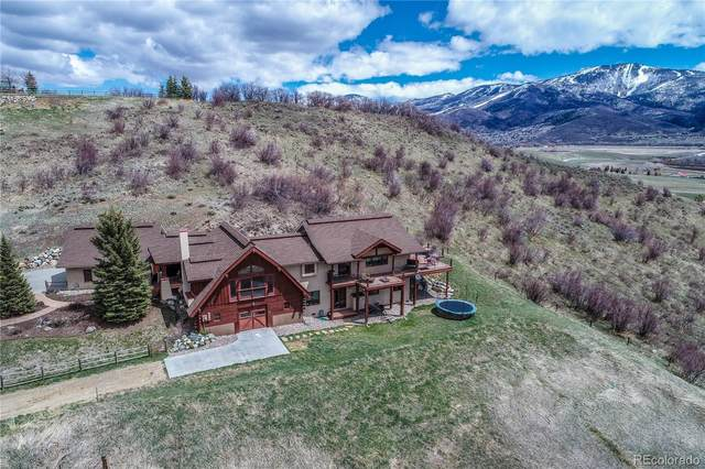 30960 Hummingbird Lane, Steamboat Springs, CO 80487 (#5846559) :: HomeSmart