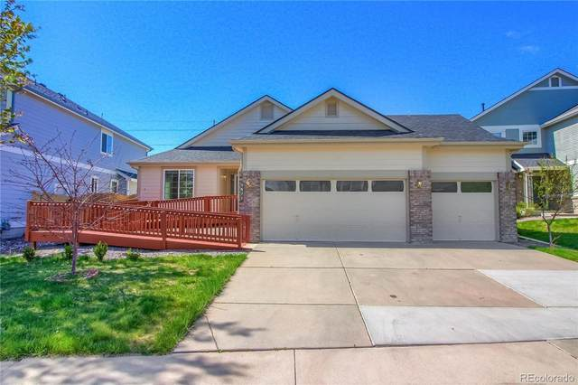 5877 S Zante Circle, Aurora, CO 80015 (#5846865) :: Bring Home Denver with Keller Williams Downtown Realty LLC