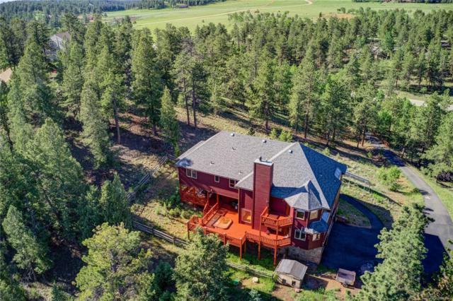 1969 Nova Road, Pine, CO 80470 (MLS #5847362) :: 8z Real Estate