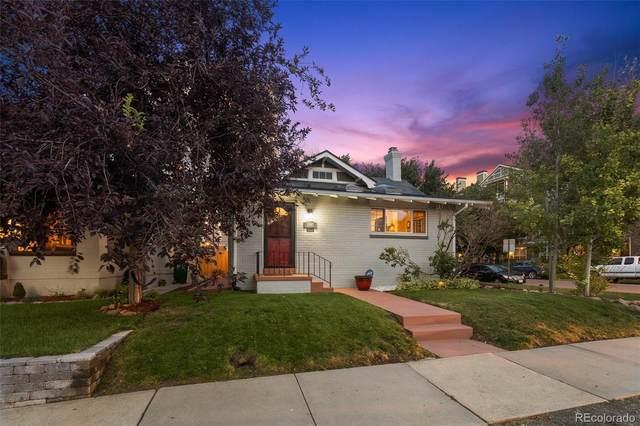 1002 Harrison Street, Denver, CO 80206 (#5848324) :: Kimberly Austin Properties