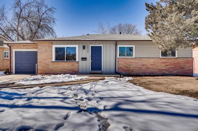 2035 S Meade Street, Denver, CO 80219 (#5849593) :: The Colorado Foothills Team   Berkshire Hathaway Elevated Living Real Estate