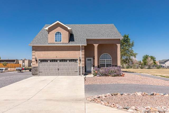 221 E Palmer Lake Drive, Pueblo West, CO 81007 (#5849718) :: The Margolis Team