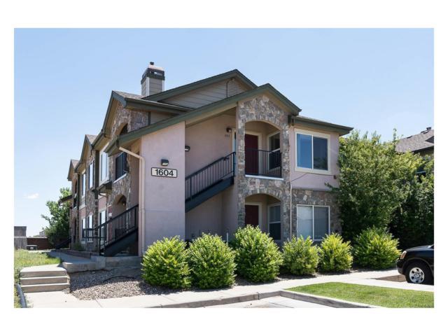 1604 Granby Way #203, Aurora, CO 80011 (MLS #5849748) :: 8z Real Estate