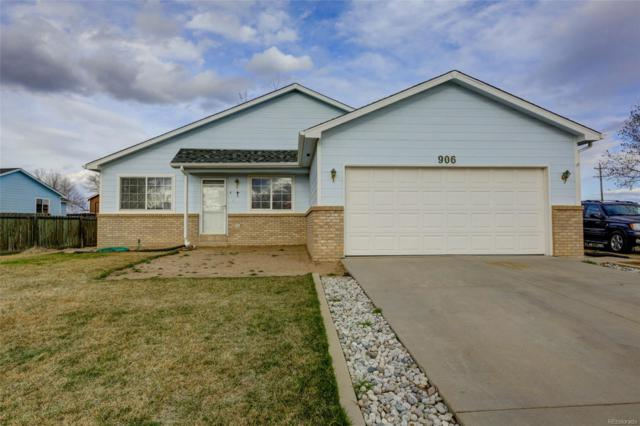 906 Greenwood Court, Fort Lupton, CO 80621 (#5849870) :: The Galo Garrido Group