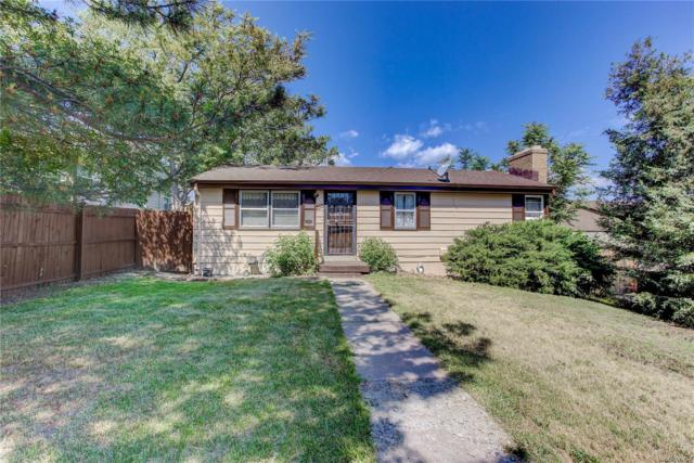 255 S Stuart Street, Denver, CO 80219 (#5849872) :: The City and Mountains Group