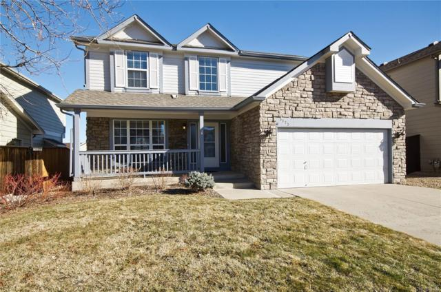 3173 W White Oak Street, Highlands Ranch, CO 80129 (#5849958) :: The Peak Properties Group