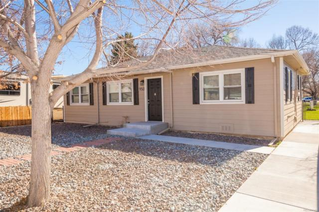 950 Carr Street, Lakewood, CO 80214 (#5850040) :: Compass Colorado Realty
