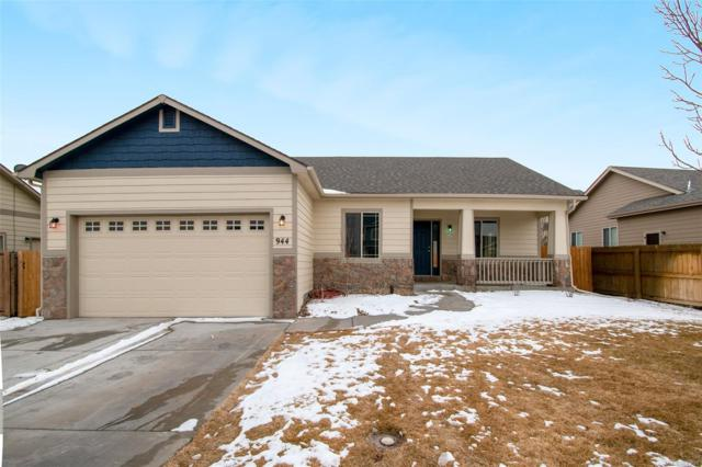 944 Dove Hill Road, La Salle, CO 80645 (MLS #5850339) :: 8z Real Estate