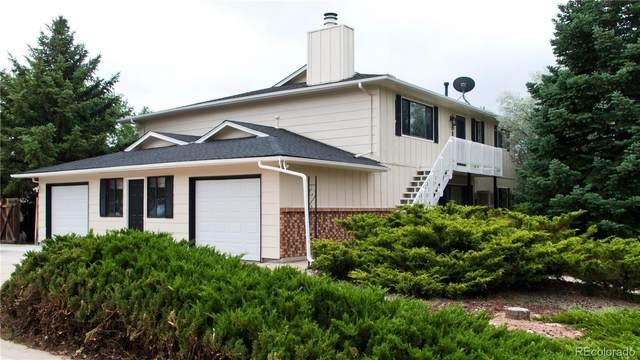 1303-1305 Holland Park Boulevard #1305, Colorado Springs, CO 80907 (#5850502) :: Compass Colorado Realty