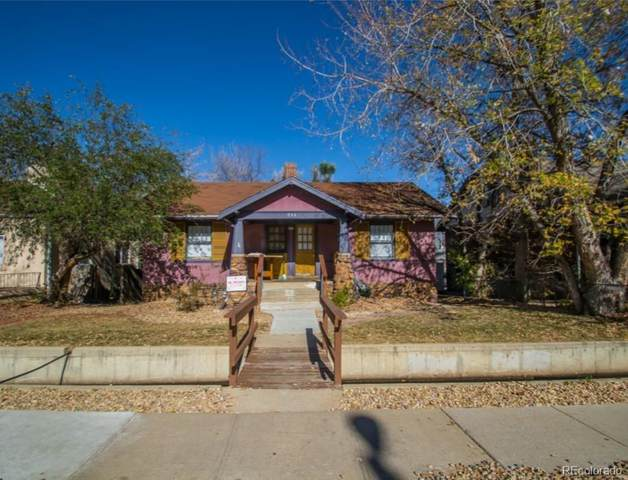 955 Pennsylvania Avenue, Boulder, CO 80302 (MLS #5850621) :: 8z Real Estate