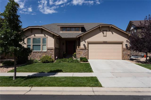 22025 E Stroll Avenue, Parker, CO 80138 (#5851100) :: The DeGrood Team