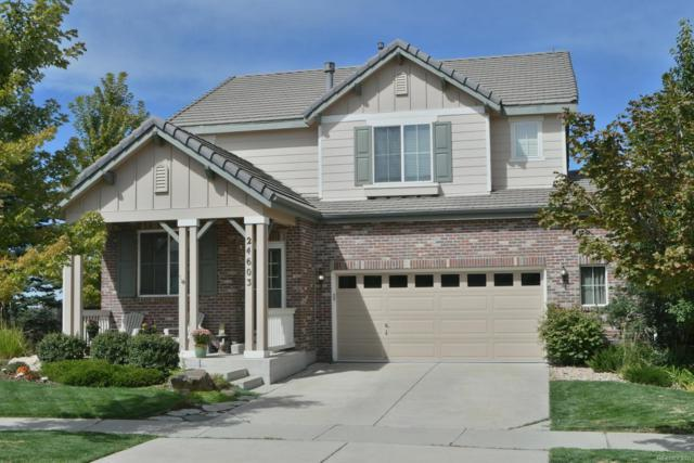 24603 E Hoover Place, Aurora, CO 80016 (#5851422) :: The Pete Cook Home Group