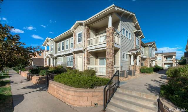 9551 Pearl Circle #104, Parker, CO 80134 (#5851951) :: Chateaux Realty Group