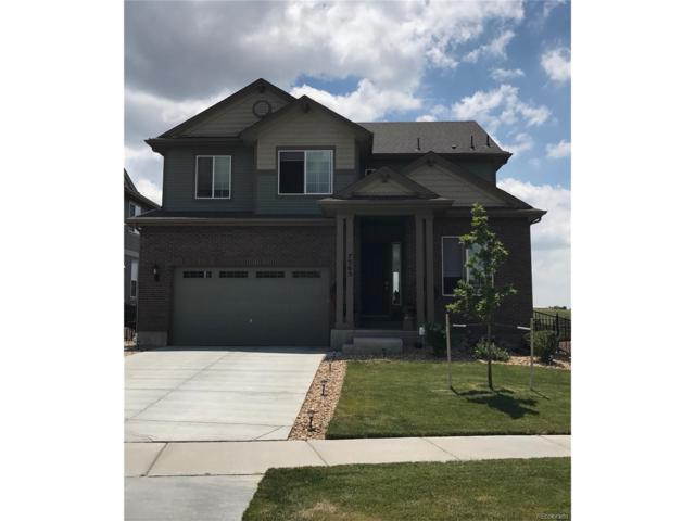 7565 S Quantock Court, Aurora, CO 80016 (#5852269) :: The Peak Properties Group