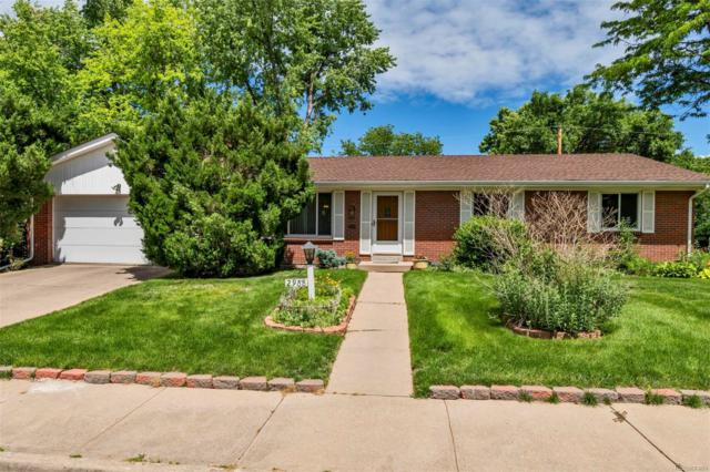 2988 S Dallas Way, Denver, CO 80210 (#5852367) :: Bring Home Denver with Keller Williams Downtown Realty LLC