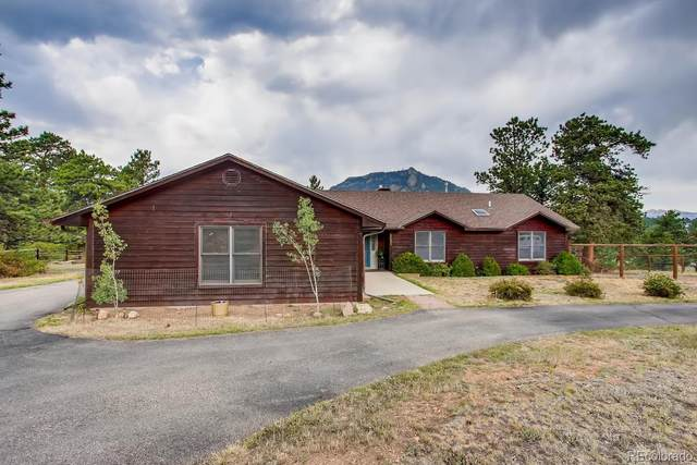 2231 Pine Meadow Drive, Estes Park, CO 80517 (MLS #5852442) :: 8z Real Estate
