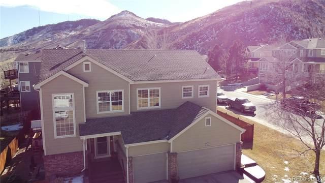 1591 Valley View Court, Golden, CO 80403 (#5852674) :: James Crocker Team
