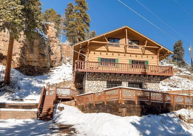 8127 S Brook Forest Road, Evergreen, CO 80439 (#5852977) :: Bring Home Denver