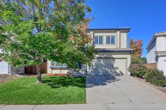 4467 Lyndenwood Circle, Highlands Ranch, CO 80130 (#5853043) :: The DeGrood Team