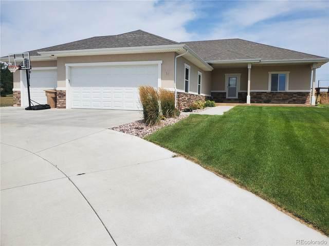 16 Saddle Ridge Drive, Fort Morgan, CO 80701 (#5853216) :: The Artisan Group at Keller Williams Premier Realty