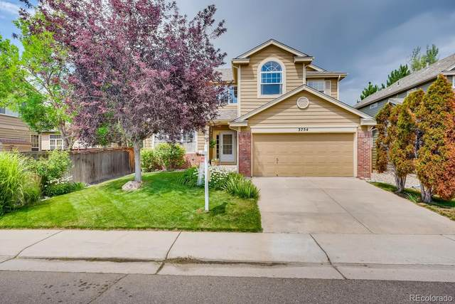 3754 Mallard Street, Highlands Ranch, CO 80126 (#5853318) :: The DeGrood Team
