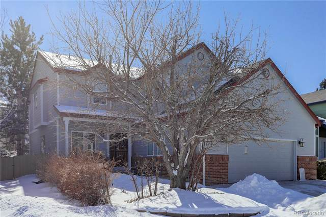 17008 Walsh Avenue, Parker, CO 80134 (#5853338) :: The Brokerage Group