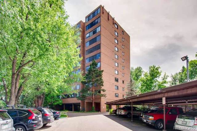 1850 Folsom Street #711, Boulder, CO 80302 (#5853583) :: 5281 Exclusive Homes Realty