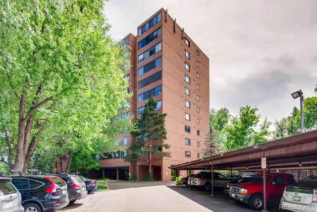 1850 Folsom Street #711, Boulder, CO 80302 (#5853583) :: My Home Team