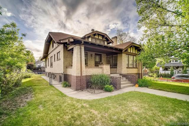 501 S Downing Street, Denver, CO 80209 (#5853651) :: Wisdom Real Estate
