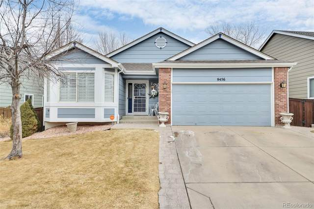 9456 High Cliffe Street, Highlands Ranch, CO 80129 (#5853677) :: The Dixon Group