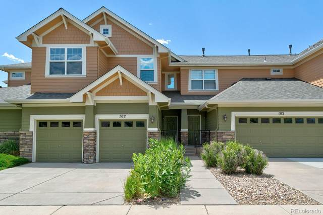 3681 S Perth Circle #102, Aurora, CO 80013 (MLS #5853873) :: Bliss Realty Group