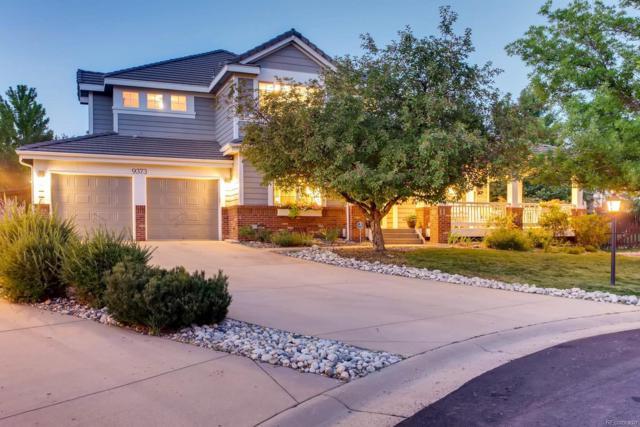 9373 E Aspen Hill Place, Lone Tree, CO 80124 (#5854150) :: The Peak Properties Group