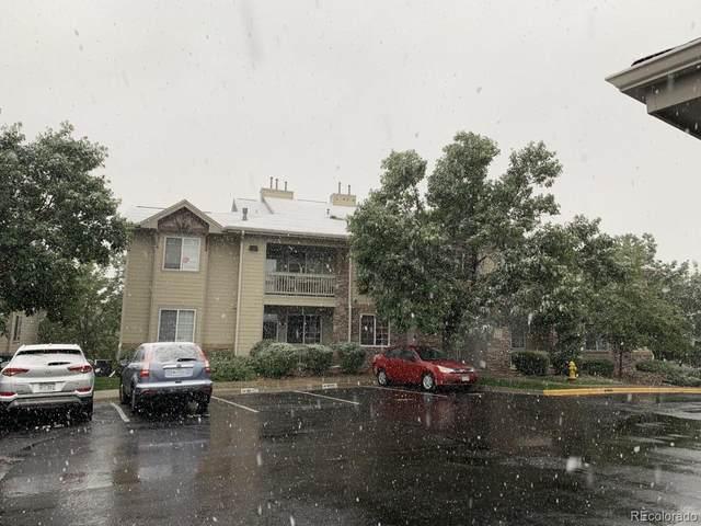 10447 W Hampden Avenue #203, Lakewood, CO 80227 (#5854344) :: The DeGrood Team