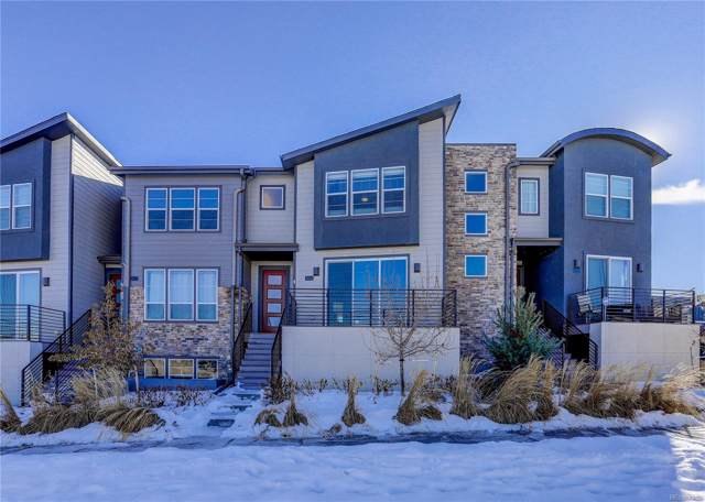 2610 Meadows Boulevard D, Castle Rock, CO 80109 (MLS #5854813) :: Bliss Realty Group