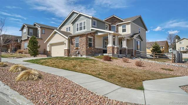 1104 Crown Haven Circle, Colorado Springs, CO 80919 (#5854856) :: The Healey Group