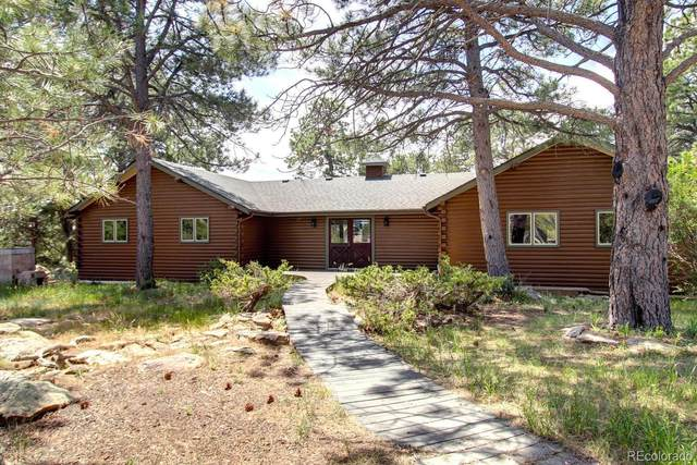 22010 County Road 15/21, Elbert, CO 80106 (#5855168) :: The HomeSmiths Team - Keller Williams
