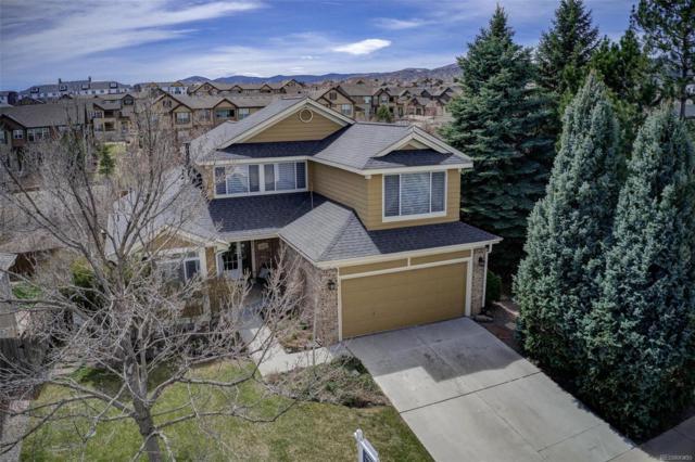 11836 W Cross Drive, Littleton, CO 80127 (MLS #5855337) :: 8z Real Estate