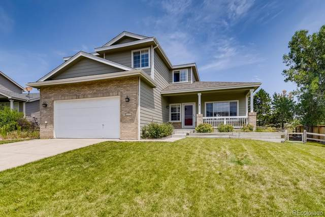 21775 Mount Elbert Place, Parker, CO 80138 (#5855452) :: The DeGrood Team