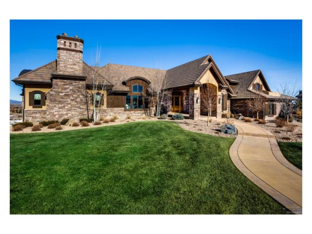 9253 Blue Spruce Lane, Niwot, CO 80503 (MLS #5855509) :: 8z Real Estate