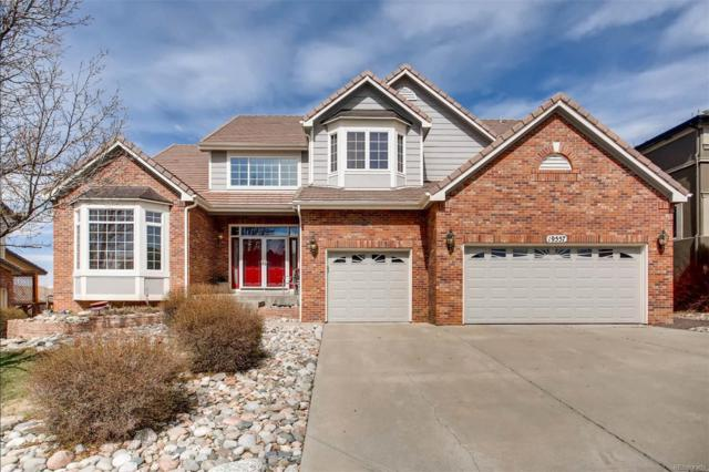 19557 E Maplewood Place, Aurora, CO 80016 (#5855561) :: The Peak Properties Group
