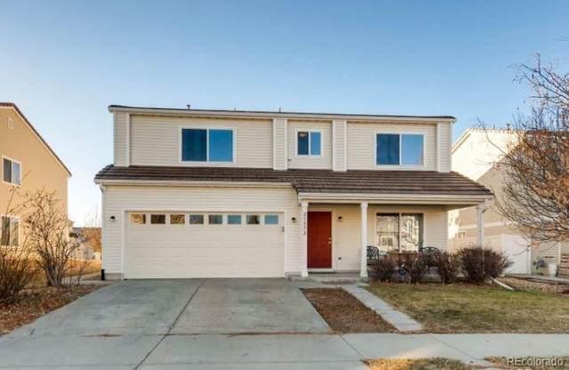 21572 E 50th Place, Denver, CO 80249 (MLS #5855998) :: 8z Real Estate