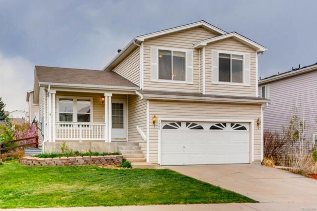 7745 Mule Deer Place, Littleton, CO 80125 (#5856046) :: Colorado Home Finder Realty