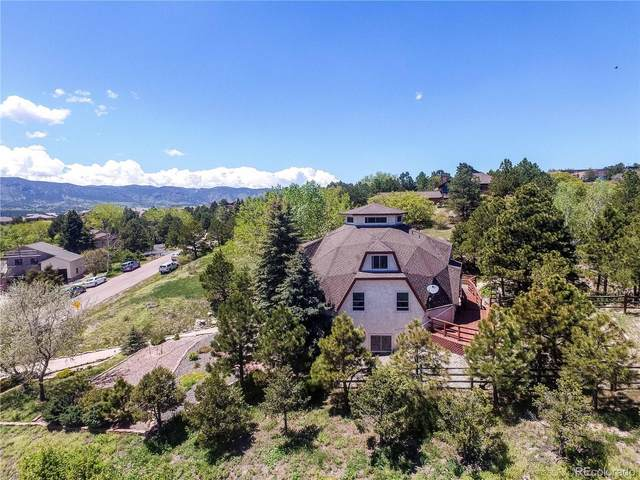 1230 S Park Drive, Monument, CO 80132 (#5856179) :: The Harling Team @ HomeSmart