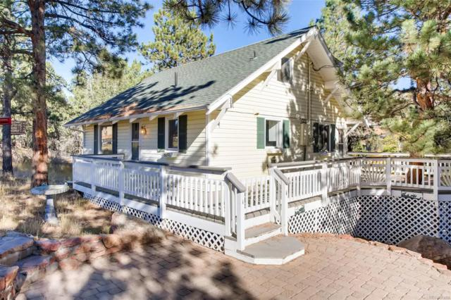 1885 Roland Drive, Bailey, CO 80421 (#5856320) :: The DeGrood Team