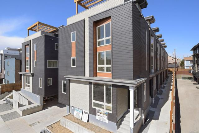 2625 W 25th Avenue #7, Denver, CO 80211 (#5856434) :: The Pete Cook Home Group